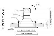 LED Einbauleuchten GU10 von Ledando – 05